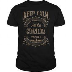 I Love SUNIGA Tee Tshirt Shirts & Tees