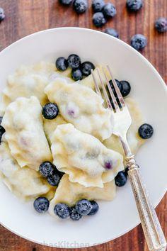 Blueberry Pierogi Recipe (VIDEO)Really nice recipes. Every  Mein Blog: Alles rund um Genuss & Geschmack  Kochen Backen Braten Vorspeisen Mains & Desserts!
