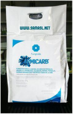 Armicarb. Fungicida de contacto con acción preventiva y curativa en estadios iniciales de oídio en calabacín y pepino.