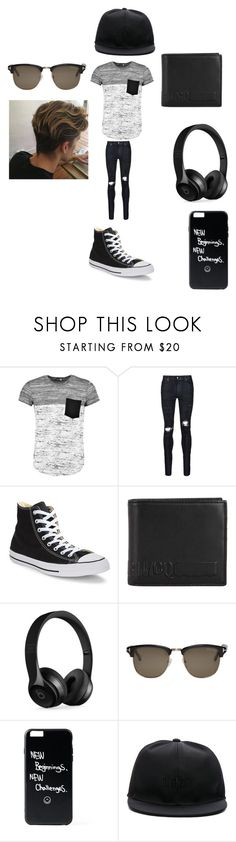 """""""Jace's outfit"""" by puppy-love8569 ❤ liked on Polyvore featuring Boohoo, AMIRI, Converse, McQ by Alexander McQueen, Beats by Dr. Dre, Tom Ford, Givenchy, men's fashion and menswear"""