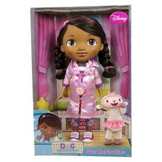 Neytiri-Doc McStuffins Doll plastic $21.99