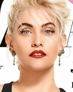 Paris Jackson in Harper's Bazzar Magazine April 2017