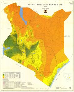 Agro-climatic zones