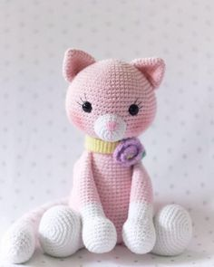 Toy 2, New Toys, Crochet Toys, Pikachu, Hello Kitty, Teddy Bear, Diy, Animals, Fictional Characters