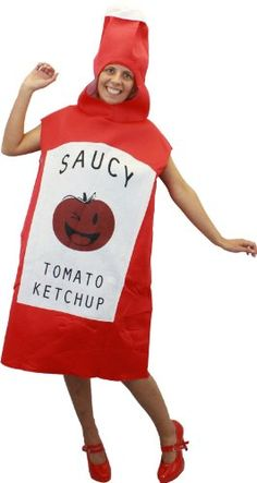 cool       £9.99  GREAT QUICK & EASY FANCY DRESS COSTUME, PERFECT FOR HEN & STAG NIGHTS, FOOD FANCY DRESS, CLUBBING, EVENTS & PROMOTIONSTOMATO KE...  Check more at http://fisheyepix.co.uk/shop/ladies-saucy-tomato-ketchup-bottle-fancy-dress-costume-novelty-red-sauce-food-one-size-upto-uk-size-18/