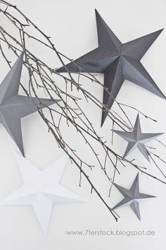 7ter Stock: DIY - Paperstars