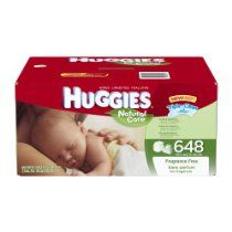 Only Huggies Natural Care Wipes have Triple Clean Layers – gentle on baby's skin, but still thick enough to clean the mess. These baby wipes help moms keep messes under control wherever and whenever they happen. Don't leave it to chance; allow these baby wipes to help day in and day out.