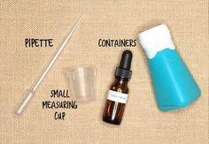 DIY Cleansing Oil - gummyvision.com