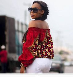 Ankara styles are the most beautiful pieces of clothing. Ankara Styles is one of the hottest African fashion you need to wear. We have many Women's African Fashion Style Outfits for you Perfe… African Dresses For Women, African Print Dresses, African Attire, African Fashion Dresses, African Wear, African Women, Fashion Outfits, African Prints, Men's Fashion