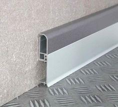 Aluminum baseboard - BATTISCOPA BIM - PROFILITEC