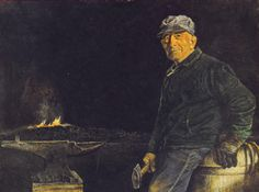 David Armstrong - The Blacksmith