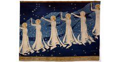 Frida Hansen, Noors weefster van art nouveau wandtapijten