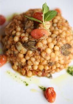 Maghreb - Lebanese Couscous