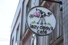Farm fresh, local & all natural - it's what Lazy Daisy's Cafe is all about. The best place in the beaches for an almond milk CHAI latte. I may add an extra shot of expresso for the extra kick;) 1515 Gerrard St E Toronto, ON Daisy Cafe, Lazy, Decorative Plates, Toronto, Hot Spots, Almond Milk, Chai, Espresso, Food