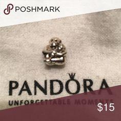 Pandora Chimp family charm Pandora Chimp family charm - retired 790422 pandora Jewelry Bracelets