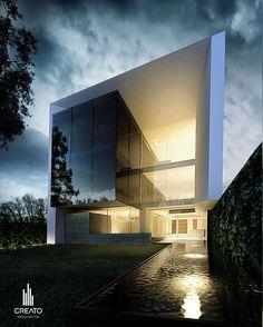 FACHADA POSTERIOR #CREATO #ARCHITECT #FACADES