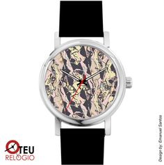 Mostrar detalhes para Relógio de pulso OTR PADRÃO PAD 0015
