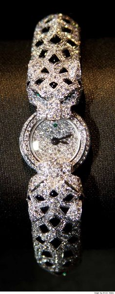 2011 Cartier jewelry watches; yet another gorgeous watch, wish I could afford one like this!