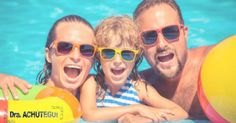 Photo about Happy family playing in swimming pool. Image of playing, mother, handsome - 53015447 Family Get Together, Water Safety, Florida Travel, Cool Pools, Happy Family, Family Travel, Istanbul, Swimming Pools, Stock Photos