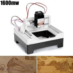 Mini Laser Engraving Machine DIY Set