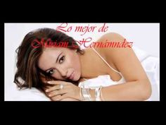 Myriam Hernandez - No pense enamorarme otra vez - YouTube