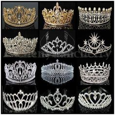 Crowns for decorations in her nursery