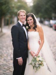 Romantic Charleston Fall Wedding - Style Me Pretty