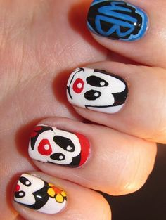 Normally don't pin fingernail polish- but come on its Animaniacs!