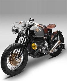 south garage BMW R75/5 nerboruta custom motorcycle