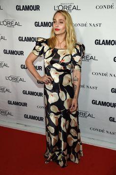 Jemima Kirke Photos - 2015 Glamour Women of the Year Awards - Arrivals - Zimbio