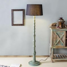 Choose from a vast range of Lighting Products like table lamps, Floor lamps, candle stands, lanterns & more. Floor Lamp, Lamp, Luxury Table Lamps, Wooden Floor Lamps, Wooden Lamp, Vintage Lamps, Handcrafted Lamp, Side Table Lamps, Floor Lamp Design