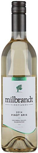 Milbrandt Pinot Gris Tradition 750 mL >>> Check out this great product.