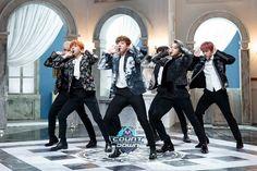 BTS at MNET MCOUNTDOWN [161013]