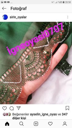 Crochet Lace Edging, Needle Lace, Lace Making, Henna, Barbie, Tattoos, How To Make, Lace, Crocheting