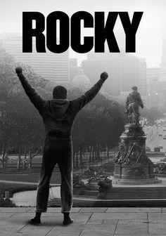 Rocky Balboa Poster, Rocky Balboa Movie, Rocky Balboa Quotes, Rocky Quotes, Rocky Poster, Rocky Film, Sylvester Stallone Young, Sylvester Stallone Quotes, Rocky 1976