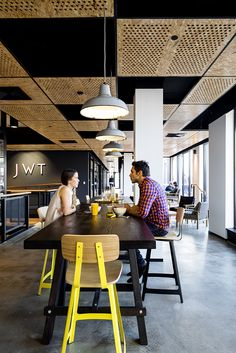 JWT Sydney headquarters | Sydney | Australia | Workspace interiors 2014 | WIN Awards
