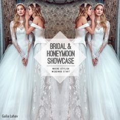 You're invited to attend the most spectacular bridal event hosted by Australian Bridal Service - The Bridal and Honeymoon Showcase. Featuring every wedding style from high-end luxury glamour to the latest in urban chic and everything in between, this event will cater for every budget. Purchase your tickets now at http://bridalandhoneymoonshowcase.com.au/