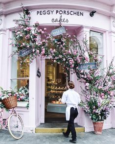 """6,761 Likes, 207 Comments - Jo Rodgers (@jo_rodgers) on Instagram: """"During the Chelsea Flower Show, the shops and restaurants in our neighbourhood plunge into the…"""""""