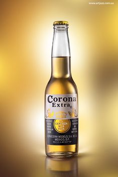 Corona beer on Behance Corona Bottle, Beer Bottle, Corona Beer, Pepsi Logo, Beer Photos, Ad Photography, Buy Beer, Beer Packaging, Beer Pong