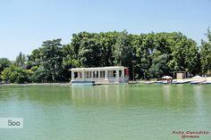 Parque do Retiro de Madrid