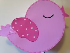 piñata infantil pajarito