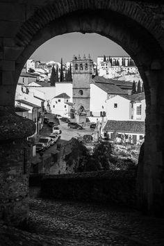 https://flic.kr/p/qxp22f | Puente Árabe o Viejo e Iglesia de Padre Jesús, Ronda (Provincia de Málaga)