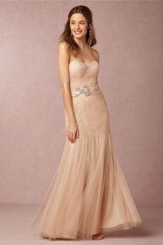 Carmen Dress Watters 7328i from @BHLDN WeddingsCarmen Dress from @BHLDN