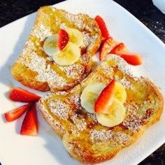 French toast recipe is different because it uses flour. OMG! I love french toast and thought that my recipe was great until I tried this one.