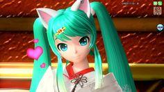"""[60fps Full] Cat Ears Archive ネコミミアーカイブ """"Nekomimi Archive""""- Hatsune Miku..."""