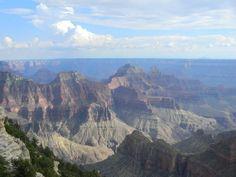ARIZONA!  The amazing Grand Canyon.