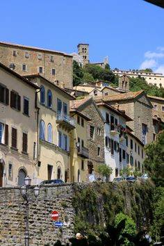 Cortona : Italy