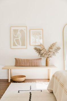 Home Interior Inspiration .Home Interior Inspiration Interior Design Minimalist, Home Interior Design, Interior Styling, Minimalist Decor, Minimalist Apartment, Interior Plants, Interior Design Inspiration, Bedroom Design Minimalist, House Color Schemes Interior