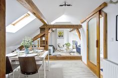 Charming Small Attic Studio Apartment
