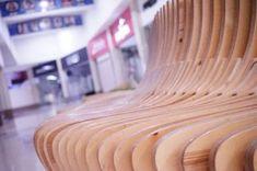 CONTOUR   parametrica Bench, Chair, Furniture, Home Decor, Decoration Home, Room Decor, Benches, Home Furniture, Interior Design